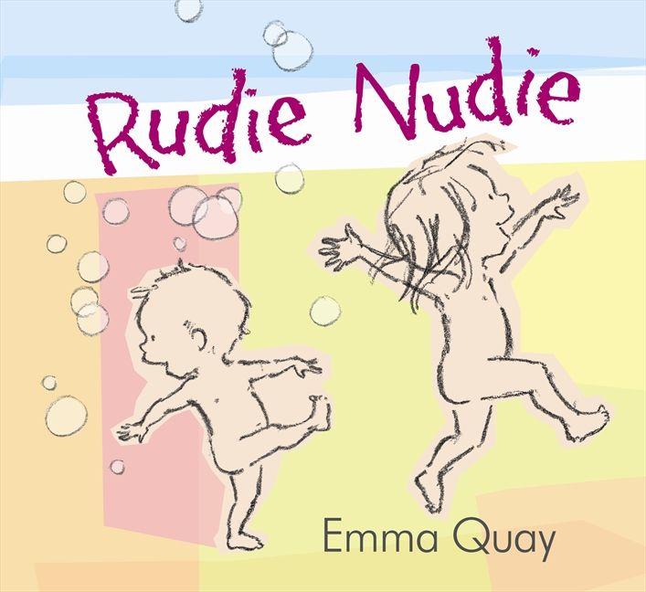 """Interactive activities for Emma Quay's """"Rudie Nudie"""""""