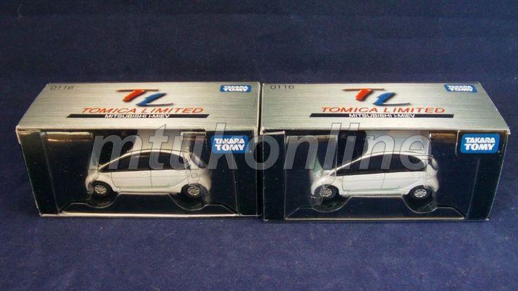 TOMICA TL 116 | MITSUBISHI i-MiEV 2009 | 1/58 | ST 2009 BOX | SELL AS LOT