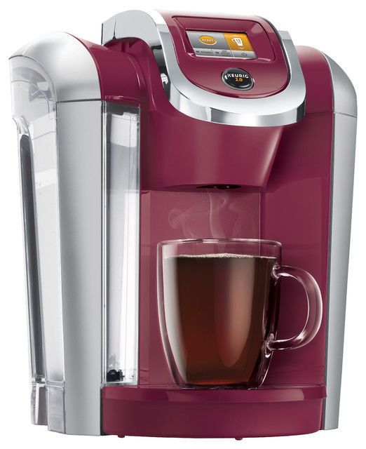Keurig K475 Plus K-Cup Coffee Machine Maker Brewer   VINTAGE RED   BRAND NEW #Keurig
