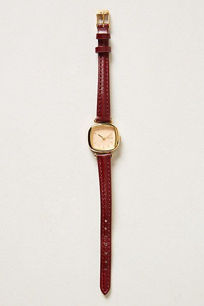 Moneypenny Watch #anthropologie