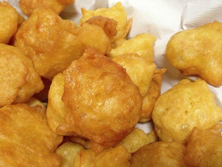 Mmmh... pettole! Ecco la ricetta! http://pugliamonamour.it/pettole-fritte/