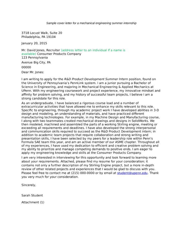 25+ melhores ideias de Cover letter for internship no Pinterest - internship proposal example