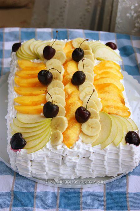 любите торт тропиканка рецепт с фото пошагово это