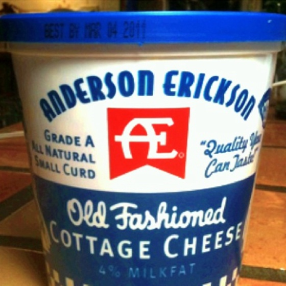 Ae Old Fashioned Cottage Cheese