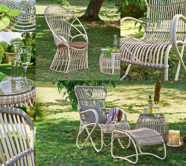 Best Geflechtguppe in Altwei wunderbar f r den Garten ue http moebel
