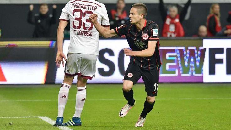 Frankfurt - Nürnberg 1:1 |RUSS Eigentor nach Tumor-Schock - Bundesliga - Bild.de