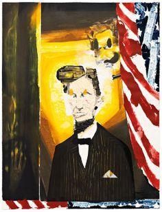 Abraham Lincoln, 2014, by Barnaby Furnas