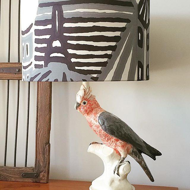 Galah Table Lamp