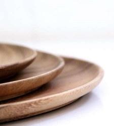 brookfarm wooden plates