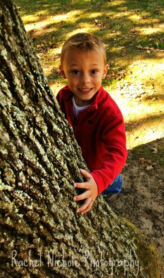 Kids fall photography