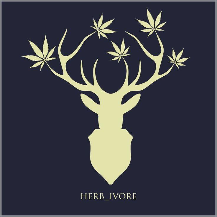 """ HERB_IVORE ""  www.gigarte.com/lucianocaggianello"