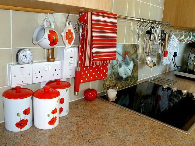 #Ściereczki kuchenne, #serwetki i kolorowe dodatki do kuchni. #Sklep z #wyposażeniem dla domu.