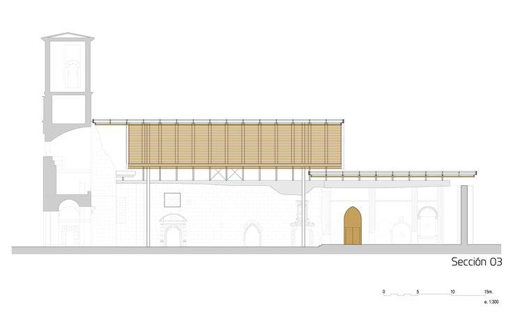 Gallery of Monastery of San Juan Cover / BSA - 16
