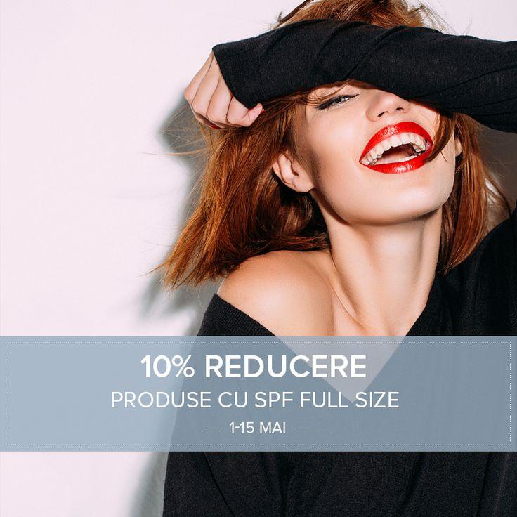 Buzele sunt la fel de importante ca pielea ta! Protejează-le de radiațiile solare, acestea îmbătrânesc aspectul buzelor înainte de vreme, folosește gloss sau balsam cu SPF ridicat și reaplică de mai multe ori în timpul zilei. Apropo, toate produsele pentru buze cu SPF sunt la reducere în perioada asta. Descoperă-le: http://www.paulaschoice.ro/oferte-speciale.html