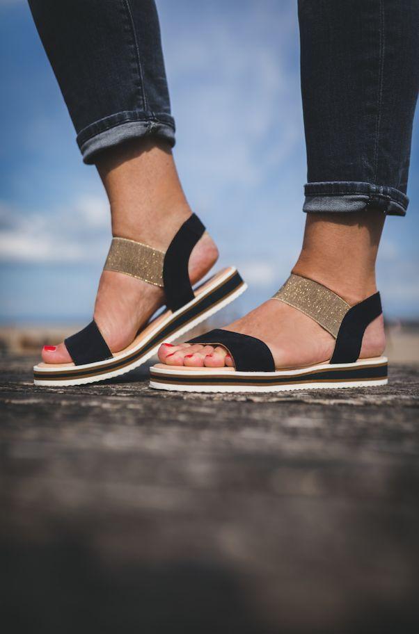 Schuhe für Damen: Die neuen Sandalen Durban von ara sind