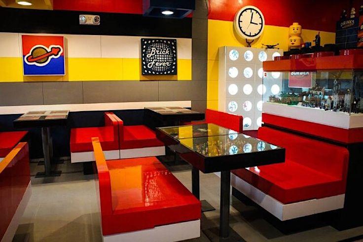 Brick Burger ist ein philippinisches Restaurant im Stil von Lego - KlonBlog » KlonBlog