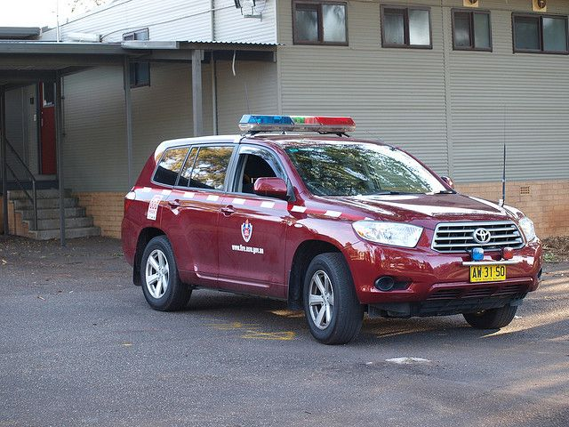 NSWFB - Zone Commanders Car | by Photography Perspectiv