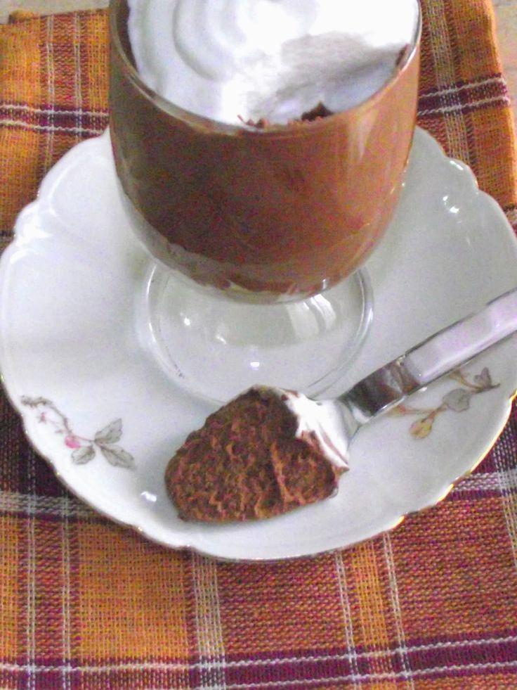 L'Emporio 21: Mousse al cioccolato con due ingredienti e in cinque minuti