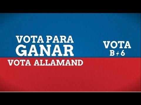 Franja Presidencial Andres Allamand Día uno - YouTube
