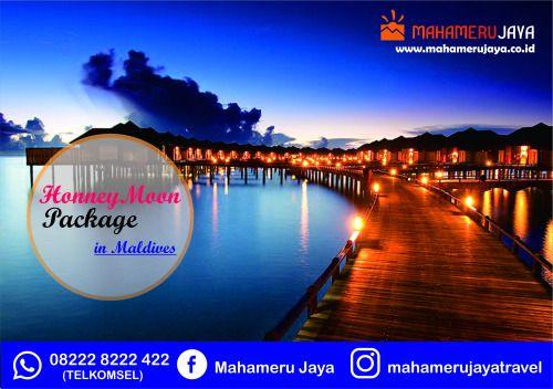 Paket Honneymoon Romantis ke Pulau Maladewa