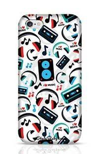 Music Lovers Apple iPhone 6 Phone Case
