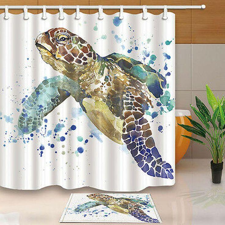 37 Fascinating Beach Theme Bathroom Decoration Ideas ...