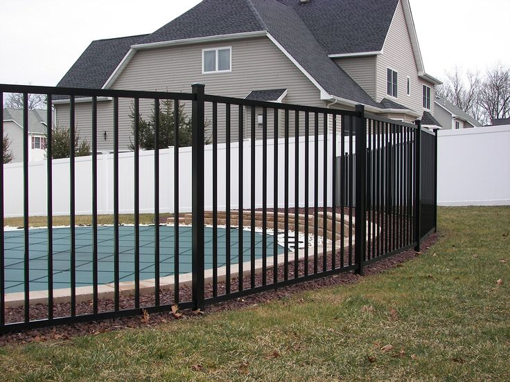 Do It Yourself Home Design: AmazonSmile : Specrail DIY Fence RR9482BL Bethany Aluminum