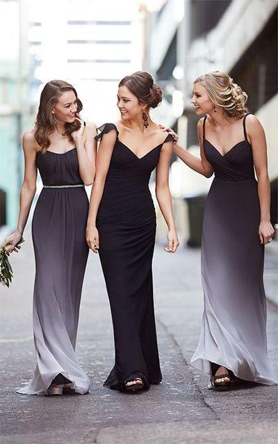 2017 Simple a-line prom dresses,bridesmaid dresses,floor length evening dress,party dresses,357
