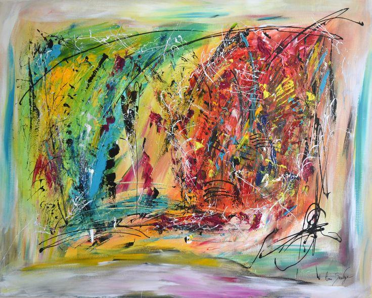 L'énergie visible Bonjour, voici une nouvelle oeuvre contemporaine de format 100 x 81 cm intitulée l'énergie visible - Pièce unique au prix de 1100 € Plus de détails en cliquant sur la photo de l'oeuvre. Bon dimanche !