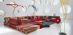 Hans Hopfer, designer in partnership with Roche Bobois