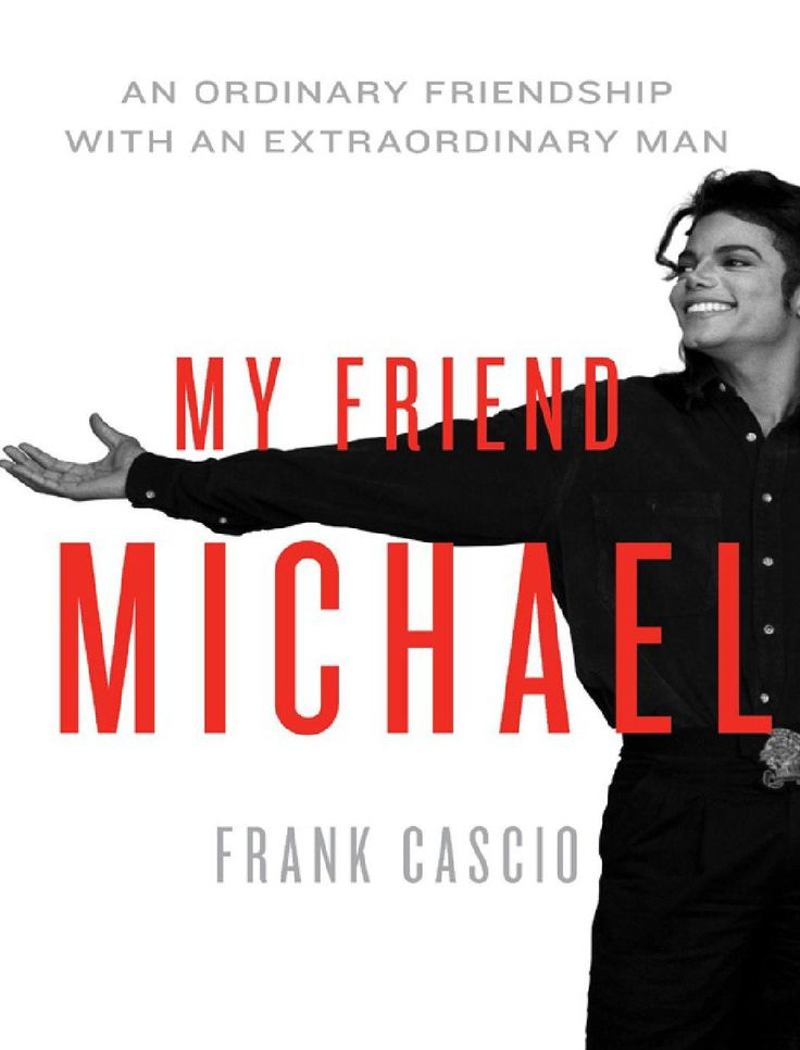 My friend michael frank cascio