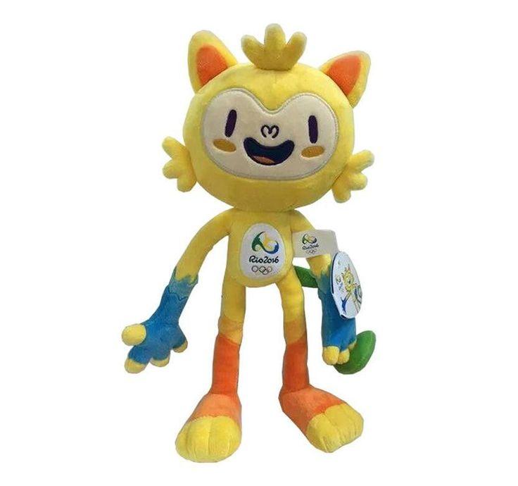 Rio de Janeiro 2016 Brazil Olympic 30CM Plush Toy