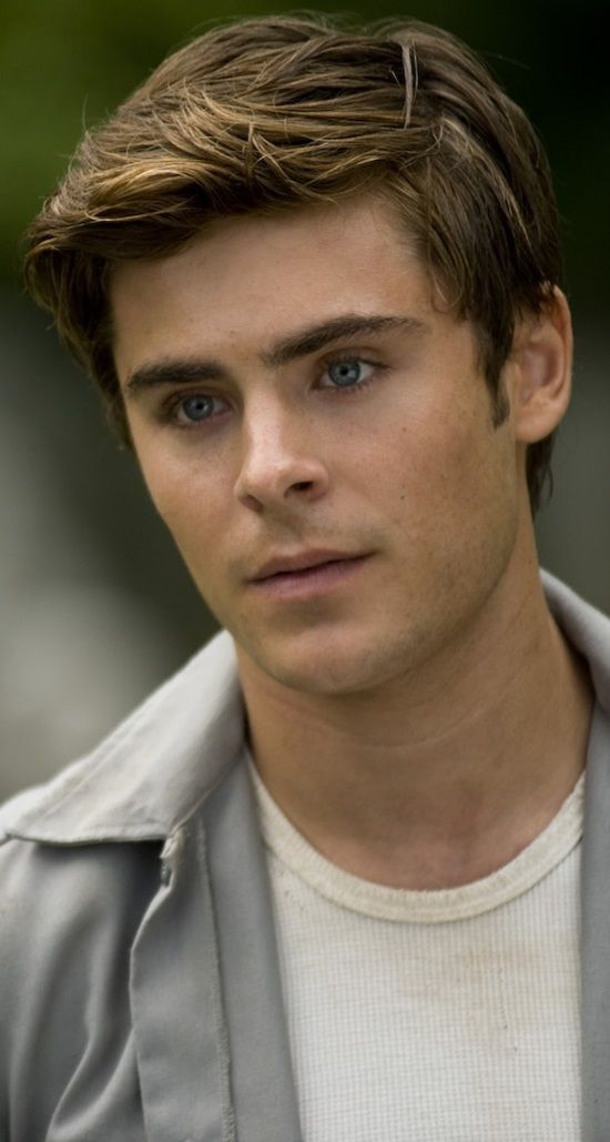 Zac Efron Charlie St. Cloud...love this movie.