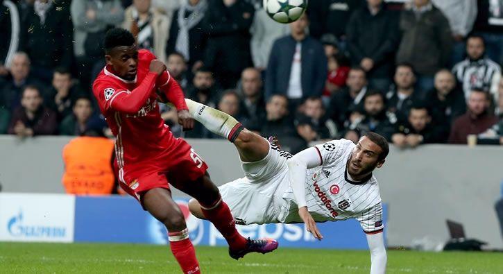 #SPOR Cenk Tosun'a sürpriz talip! 10 milyon...: Beşiktaş, kiralık olarak forma giyen Talisca'nın bonservisini almak için Portekiz ekibi…