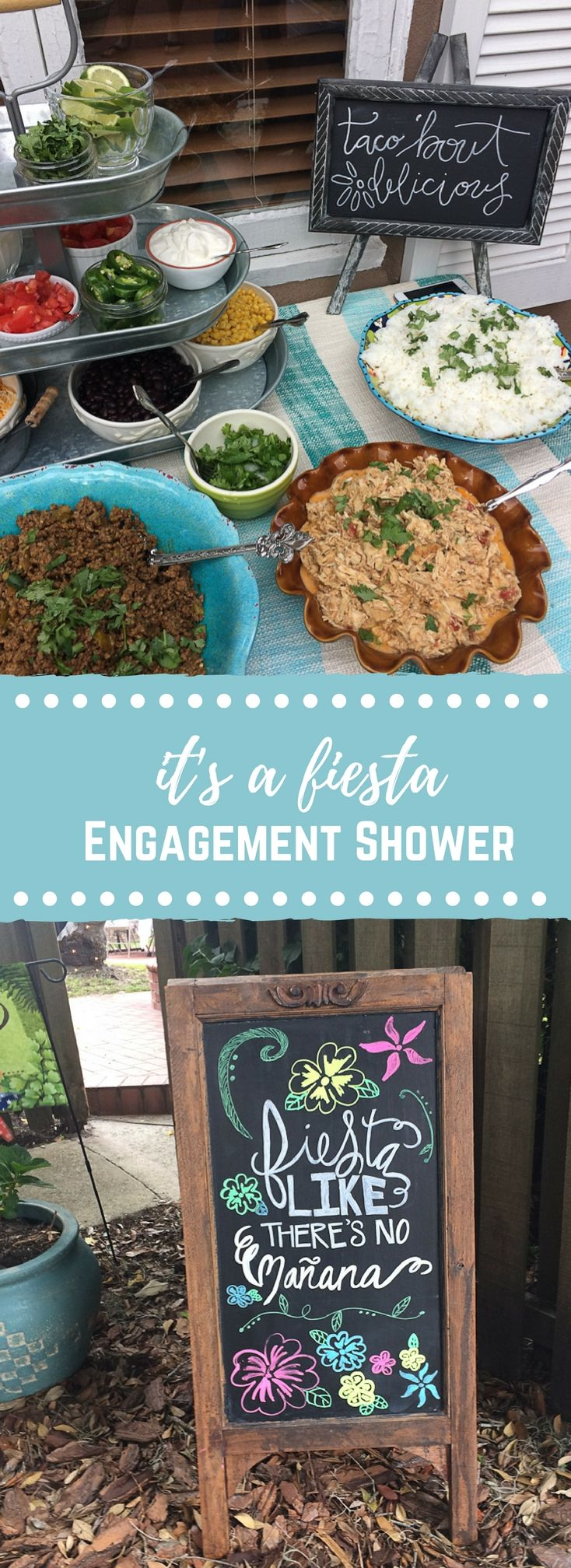 Fiesta Engagement Shower http://www.loveandzest.com/2016/08/fiesta-engagement-shower-couples-theme.html