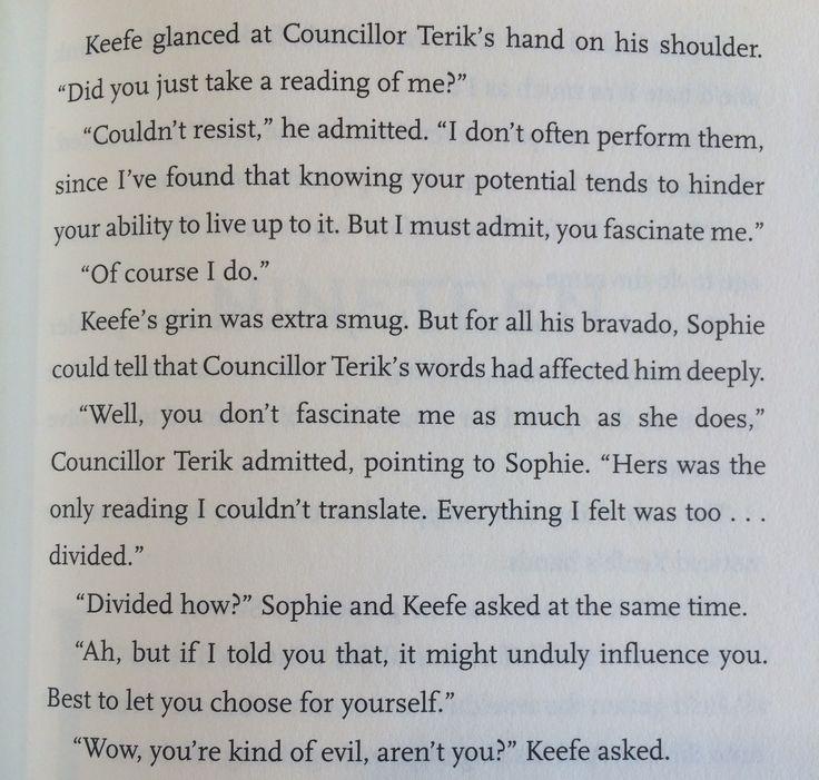 Councilor Terik and Keefe!