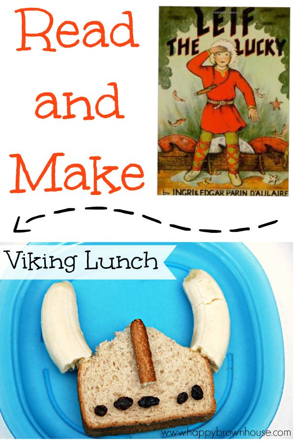 Easy Viking Lunch for Kids