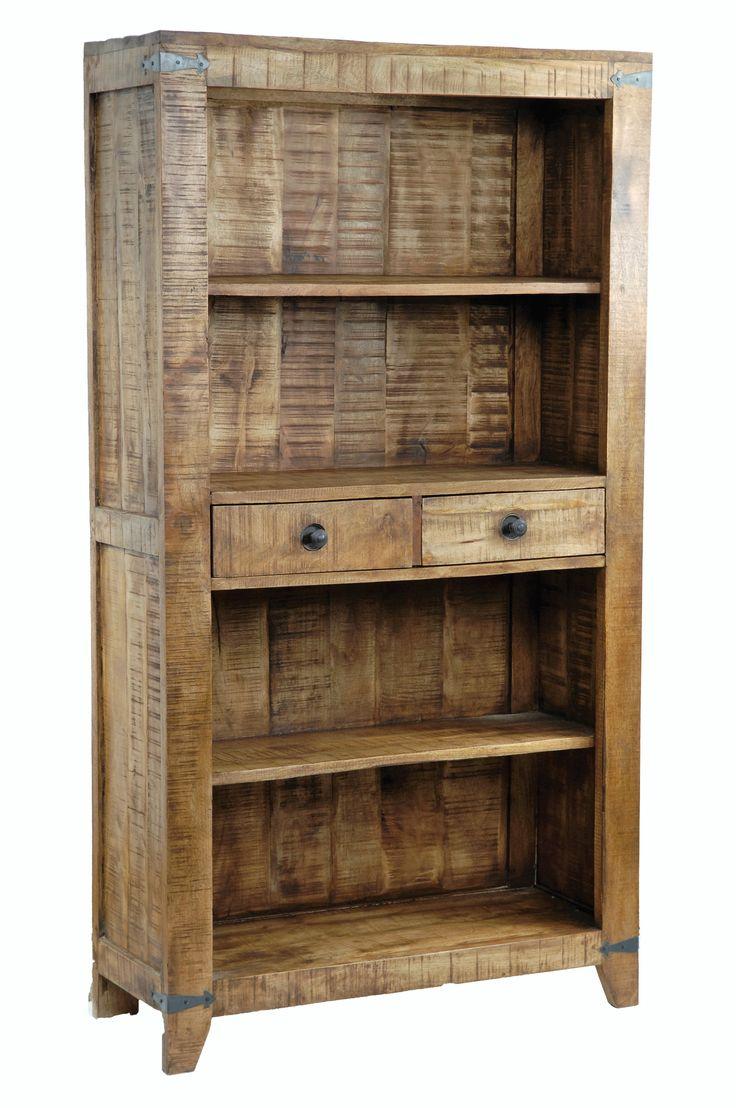 25 best ideas about rustic bookshelf on pinterest decorative shelf teal bookshelves and. Black Bedroom Furniture Sets. Home Design Ideas