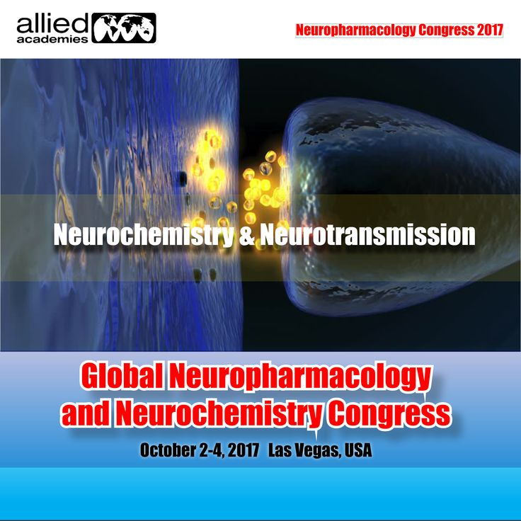 Neurochemistry deals with the processes happening in nervous system and nerve tissues. One of these processes isNeurotransmission, wherein, the interaction at the synapse occurs with the help of neurotransmitters such as Dopamine, Acetylcholine, Norepinephrine, Glutamate,  Serotonin, Gamma-aminobutyric acid (GABA), Endogenous opioids etc.