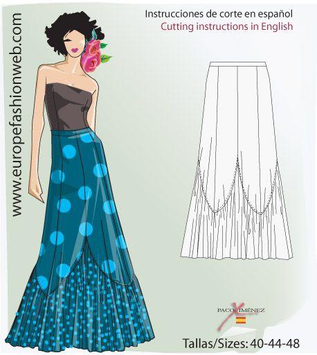 patrones basicos de vestidos - Buscar con Google