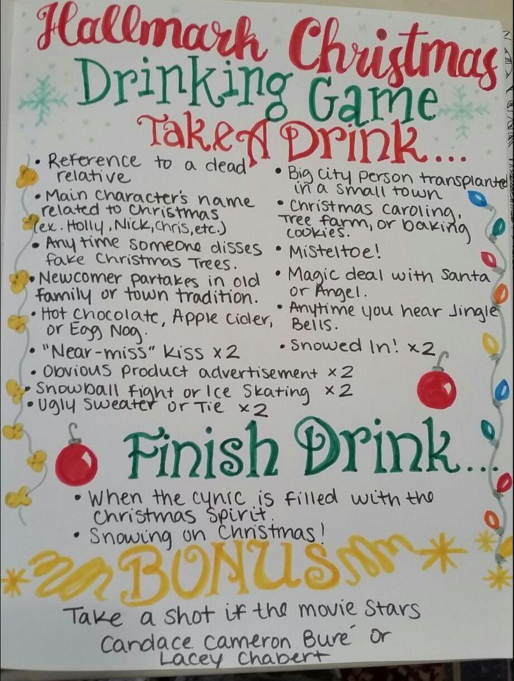 Best 25+ Christmas drinking games ideas on Pinterest | Team ...