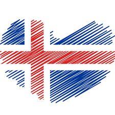 Image result for iceland flag emoji