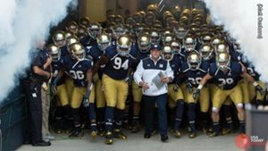 Meet the new guys - Notre Dame - Scout