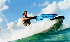 2-hr Kayak Rental or All-Day Kayak Rental with 1-hr Jet-Ski Rental at Keys Skis and Adventures (Up to 53% Off)