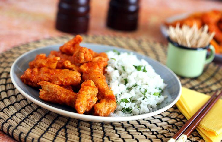 Dragon chicken: kínai kajálda feeling otthon • Fördős Zé Magazin