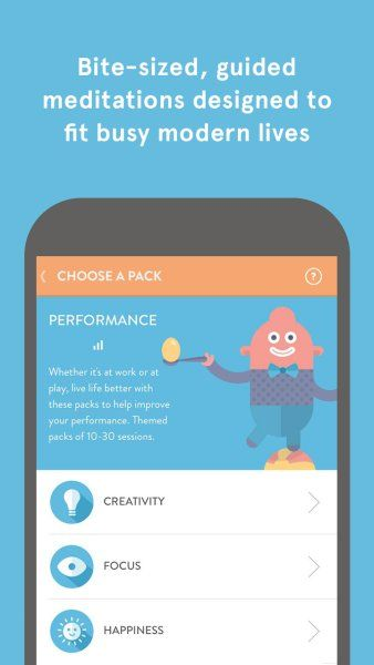 Headspace - meditation & mindfulness:Amazon.co.uk:Mobile Apps