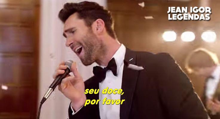 Maroon 5 - Sugar (Legendado-Tradução) [OFFICIAL VIDEO]