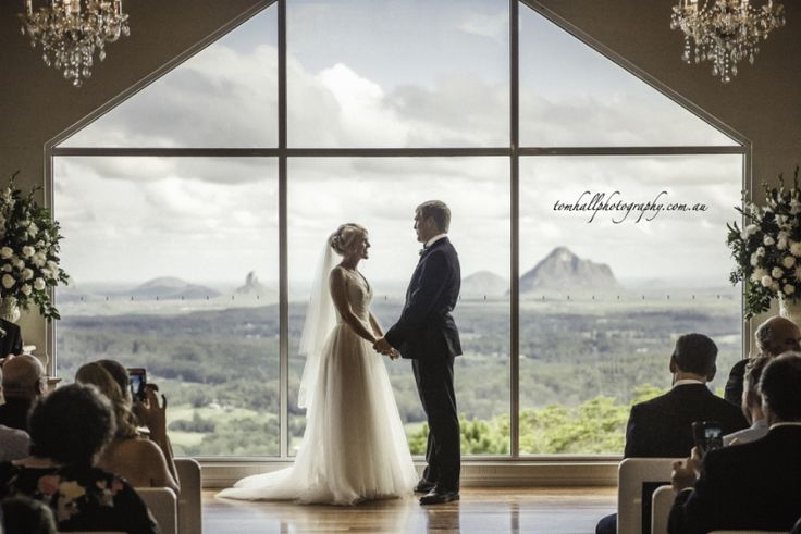 Weddings at Tiffanys Maleny