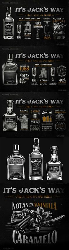 Jack Daniels   That's how we are made   Abraham García