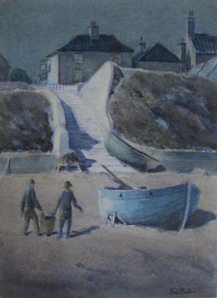 Watercolor Dod Procter